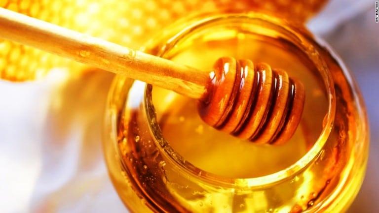 Proven Health Benefits of Honey | mannatacadmy.com proven health benefits of honey Proven Health Benefits of Honey 141104074409 honey jar stock horizontal large gallery