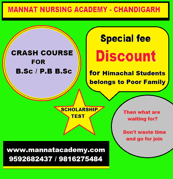 Crash Course For BSc PB BSc | mannatacademy.com