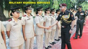 Indian Army Nursing – Selection Procedure