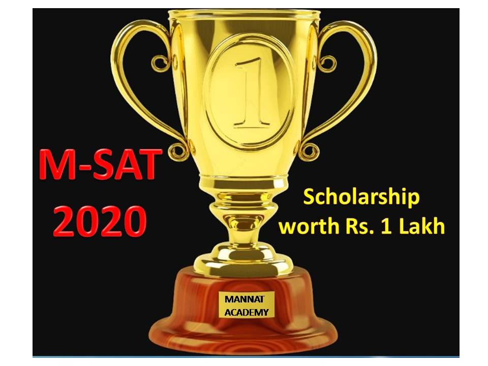 M-SAT 2020 Mannat Nursing Academy | mannatacademy.com m-sat 2020 M-SAT 2020: Mannat Scholarship Cum Admission Test M SAT 2020 Mannat Nursing Academy