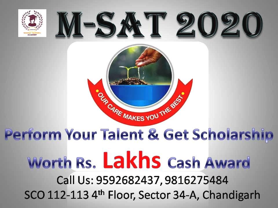 M-SAT: Mannat Nursing Academy | mannatacademy.com m-sat: mannat nursing academy M-SAT: Mannat Nursing Academy M SAT