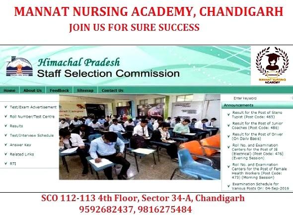 HPSSC Staff Nurse Eligibility   mannatacademy.com hpssc staff nurse eligibility HPSSC Staff Nurse Eligibility   Online Apply hpssc