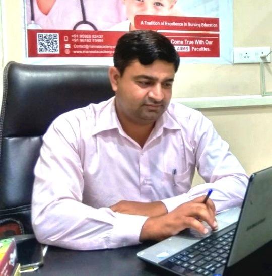 Director | Best Nursing Academy In Chandigarh | mannatacademy.com best nursing academy in chandigarh Best Nursing Academy In Chandigarh my self